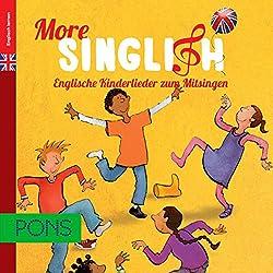PONS More Singlish. Englische Kinderlieder