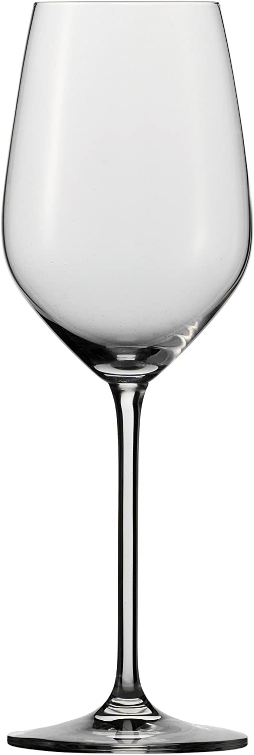 Schott Zwiesel Stemware Fortissimo Collection Tritan Crystal Water, Beverage Glass, 17.1-Ounce, Set of 6