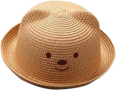 Sombreros y gorras Bebé, Niños Bebé Niño Niña Sombrero de Paja ...