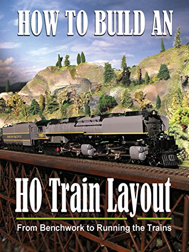 Amazon Com How To Build An Ho Train Layout From