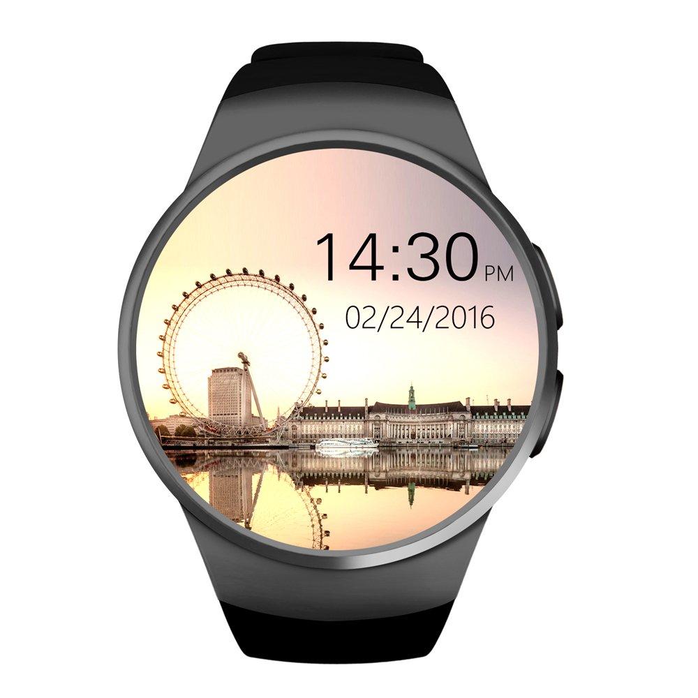 Mejor KW18 reloj inteligente Monitor de frecuencia cardiaca ...