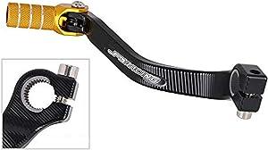 Motorcycle Gear Shift Lever Shifter Pedal CNC for Suzuki DRZ400S DRZ400SM DRZ400E 2000-2019 RMX250 1989-1998 - Gold