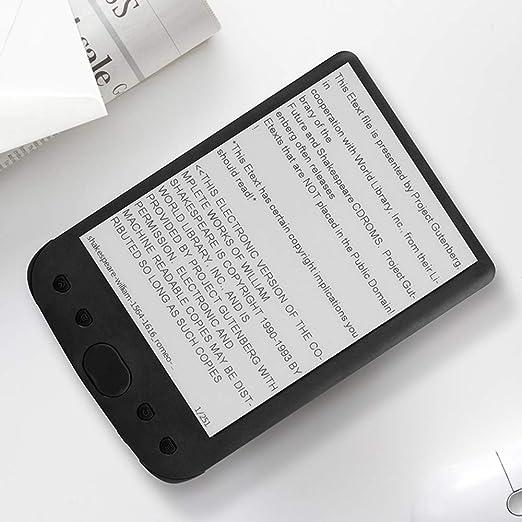 ZY BK-6025 Lector de Libros electrónicos E Tinta de Tinta Pantalla ...