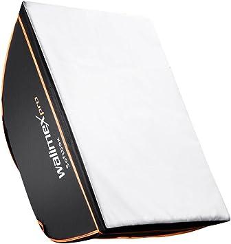 Walimex Pro Softbox Orange Line 60x90 Cm Für Walimex Kamera