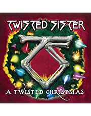 Twisted Sister - A Twisted Christmas [LP] (Green Vinyl, limited to 2000, indie-retail exclusive)