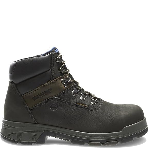 aa81222ec27 Wolverine Men's Cabor Waterproof 6-Inch Work Boot