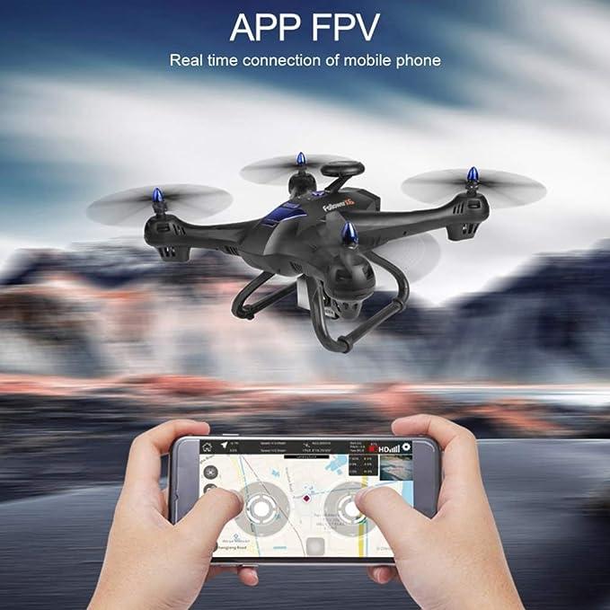 Lily Drone de Control Remoto aéreo Profesional GPS, la cámara de ...