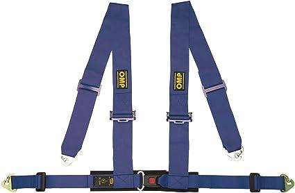 OMP OMPDA508041 Arnés 4 Puntos, Azul: Amazon.es: Coche y moto