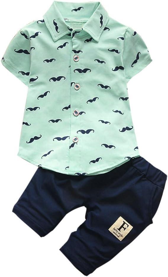 BOYS T SHIRT /&  CAMOUFLAGE SHORTS SUMMER SET KIDS BEACH WEAR 2 4 6 8 10 12 14