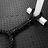 Eclipse Fitness Battle Rope Anchor Strap Kit
