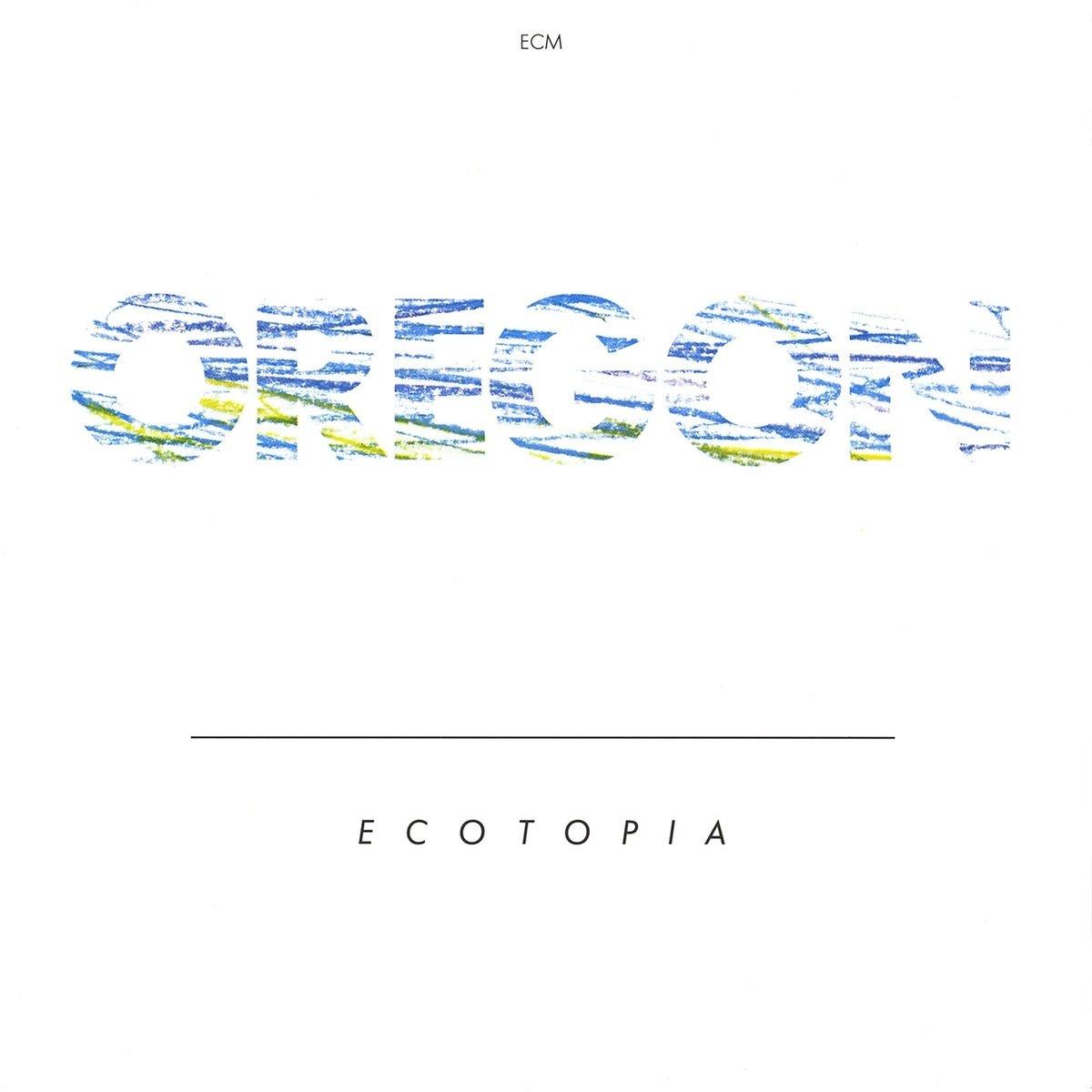 CD : Oregon - Ecotopia (Digipack Packaging)