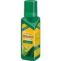 Seramis Flüssiger Pflanzendünger mit Dosierhilfe für alle Grünpflanzen, Vitalnahrung