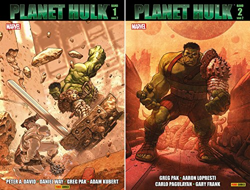 Planet Hulk (Series Hulk Planet)