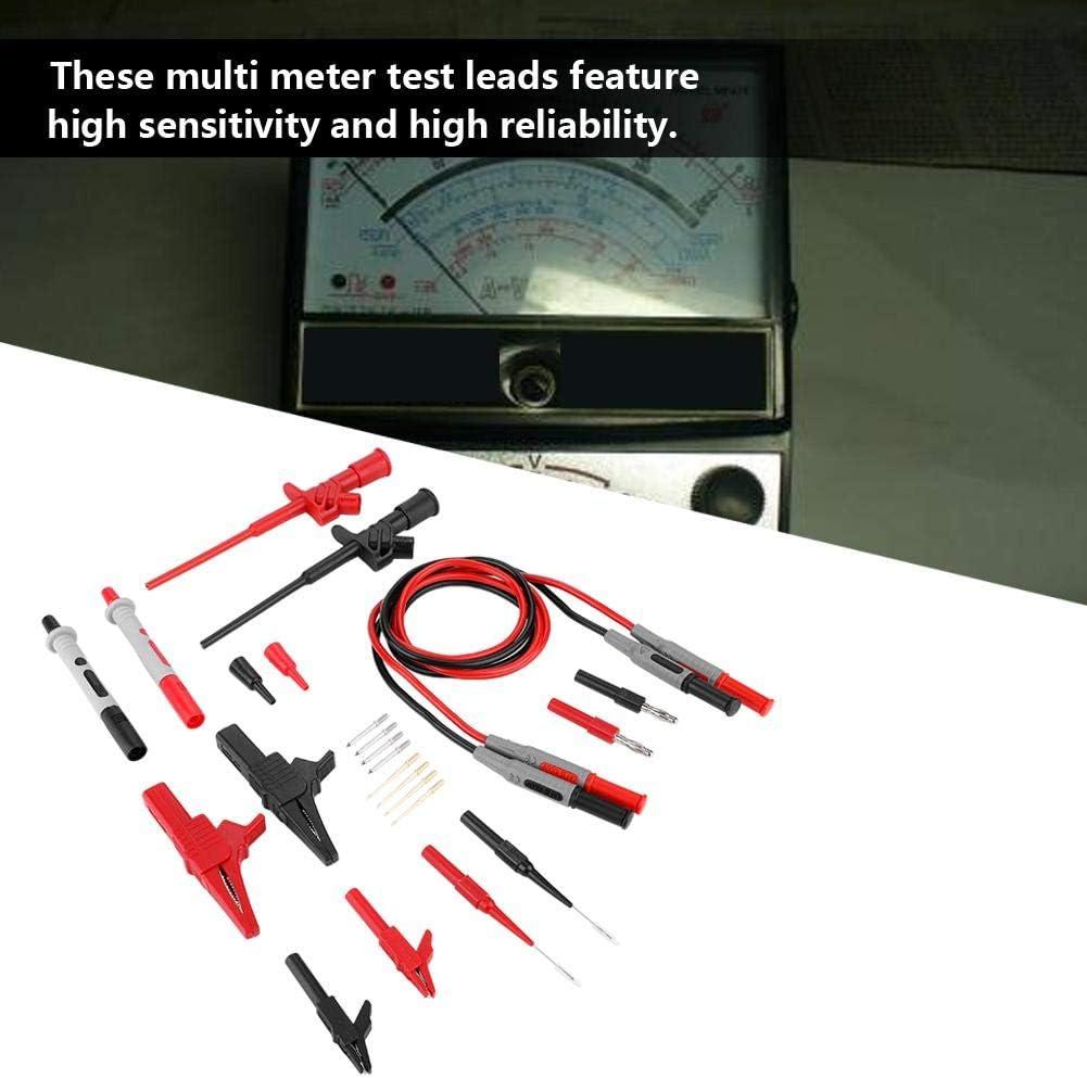 C/âbles de test pour multim/ètre sondes num/ériques pour multim/ètre prise banane sondes de 4 mm pour multim/ètre c/âbles de test pour multim/ètre