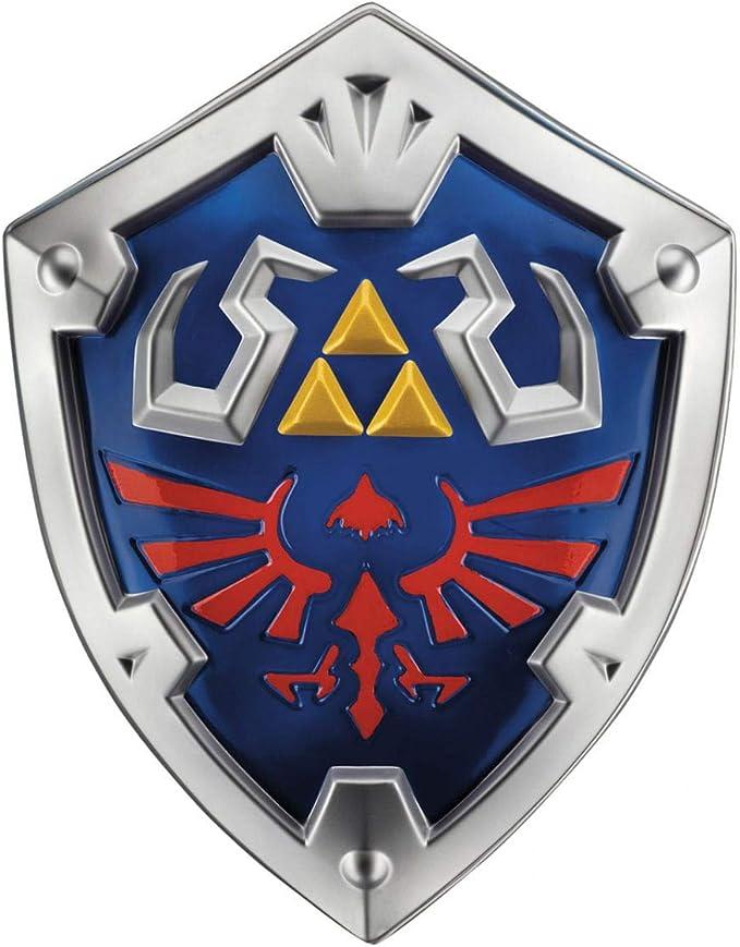 Escudo de Link Zelda para cosplay