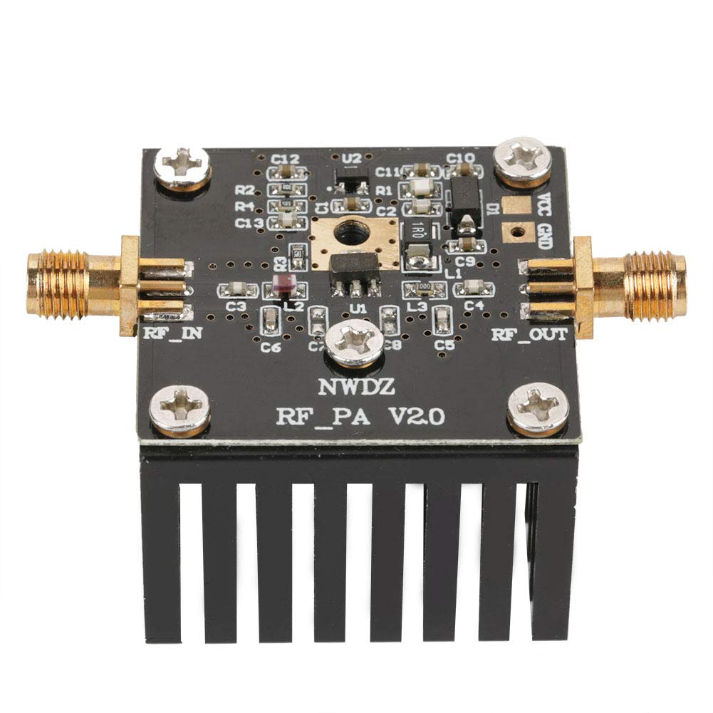 Power Amplifier Board Module Integrated Circuits For Fm Transmitter How To Build Opamp Vhf Rf Radio 88 108mhz 25w Business Industry Science