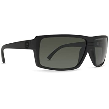 65d12928d4 BRAND NEW MENS WOMENS VON ZIPPER MATTE BLACK GREY SNARK BKS SUNGLASSES   Amazon.co.uk  Welcome