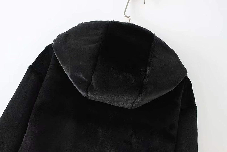 Winter Autumn Female Coat Single Breasted Solid Loose Coat Jacket Vintage Casual Female Outwear,Beige,M