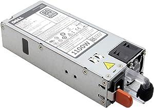 New Dell PowerEdge R520 R620 R720 R720XD R820 R920 T320 T420 T620 PowerVault DX6112 SN Server Power Supply 1100 Watt GYH9V YT39Y W933G NTCWP 38GYJ GDPF3 HT6GX 331-5926 L1100E-SO, PS-2112-4D-LF