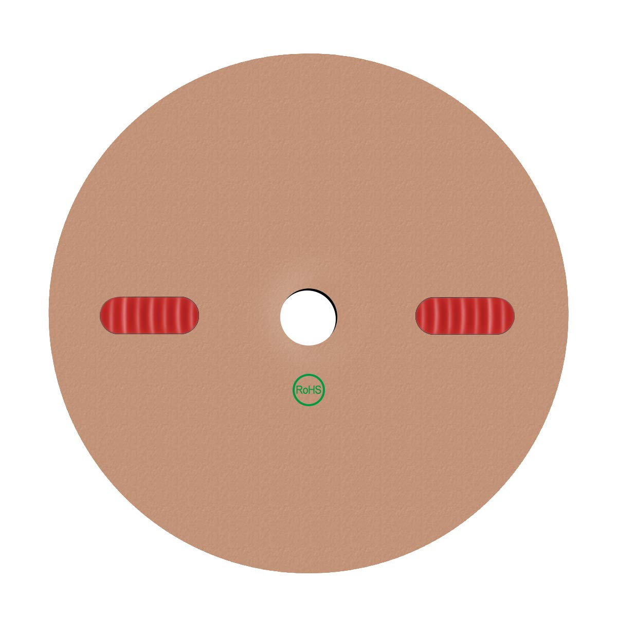 3/32 Inch(2.4mm) 82 Ft XHF 3:1 Waterproof Heat Shrink Tubing Roll Marine Grade Adhesive Lined Heat Shrink Tube, Insulation Sealing Oil-Proof Wear-Resistant Red