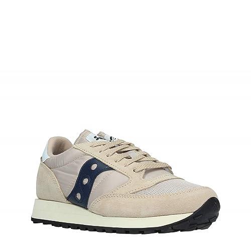 newest fef4d 3c3cc Saucony Herren Jazz Original Vintage Sneakers, grau, 40,5,42,42,5,43,44