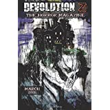 Devolution Z March 2016: The Horror Magazine