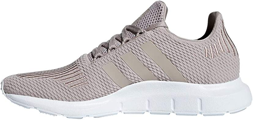 chaussure adidas grise femme