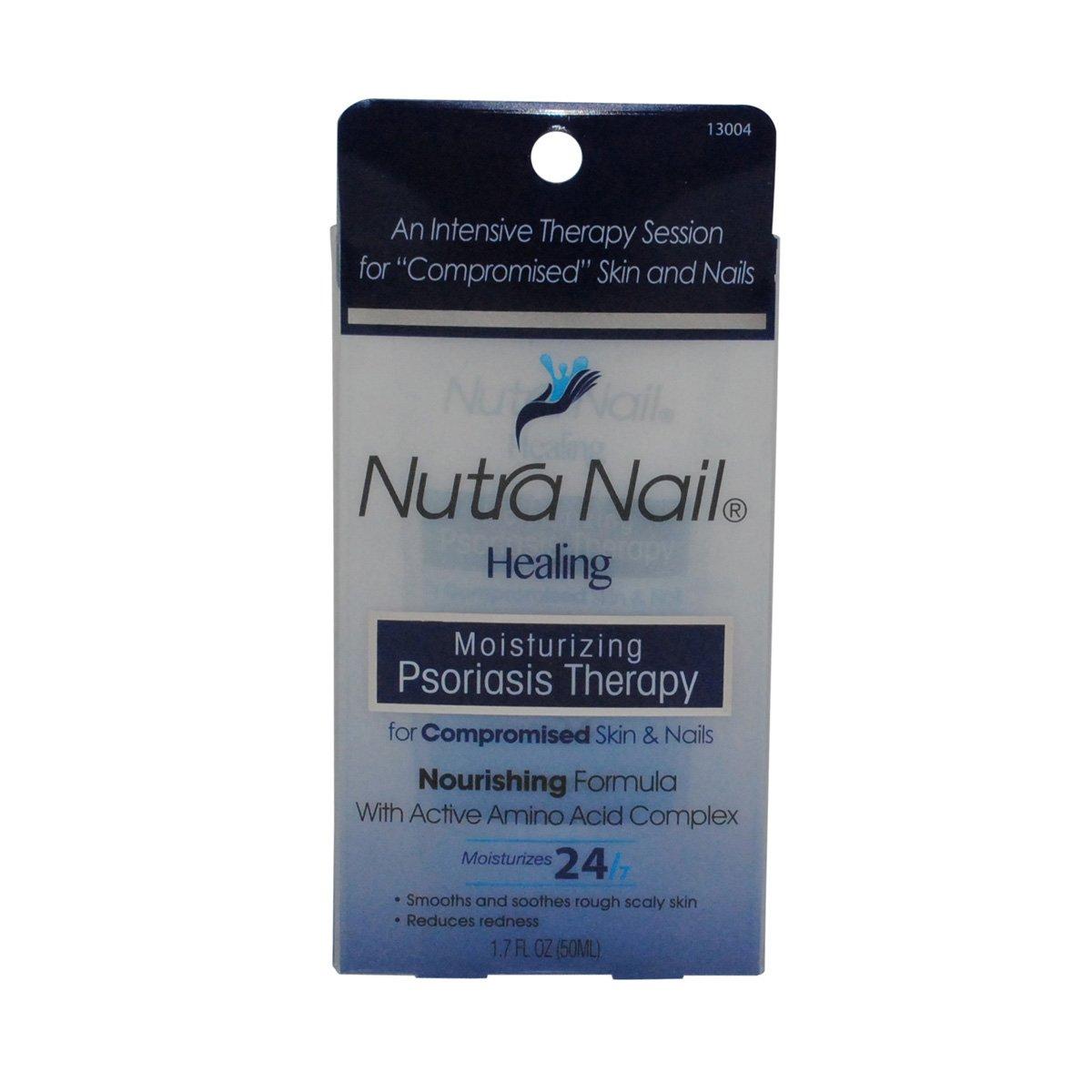 Nutra - Tratamiento hidratante para la curación de las uñas de la psoriasis, 50 ml NUTRA NAIL COSNUT024