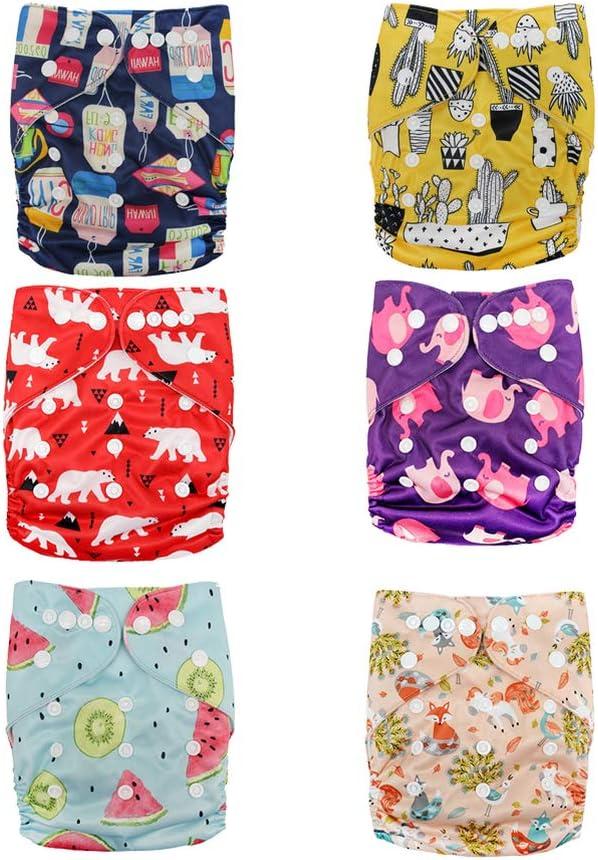 Artibetter 6pcs pantalones de entrenamiento para ir al baño para ...