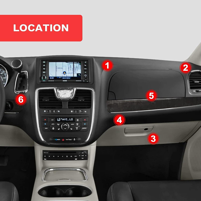 A-Premium Heater Blend Door Actuator for Chrysler Voyager Town ...