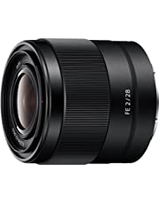 Sony SEL28F20 E Mount Full Frame 28 mm F2.0 Prime Lens
