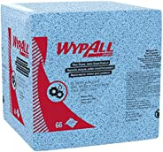 Kimberly-Clark Professional Kimtech Industrial Cleaning Wipes, Disposable, Low Lint Quarterfold Wipes (33560),