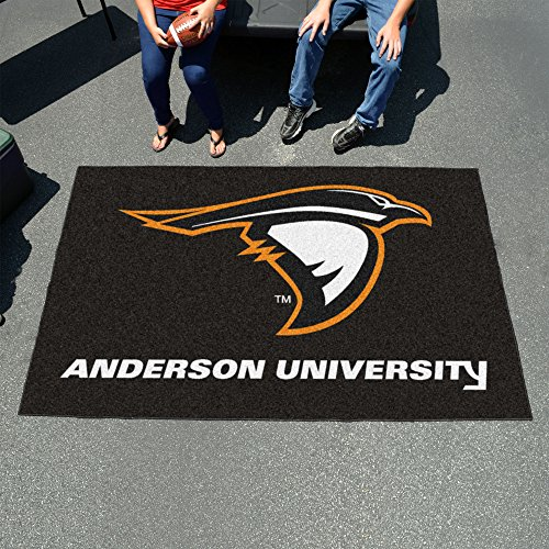 (FANMATS 18433 NCAA Anderson University Ulti-Mat)