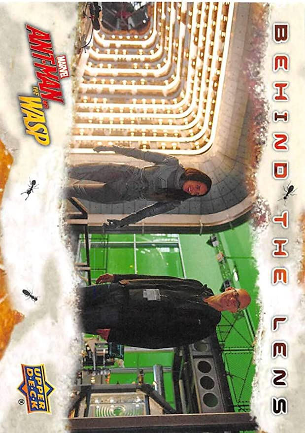 Details about  /2018 Ant-Man and the Wasp Behind-the-Lens Inserts #BTL2 Interrogation Set