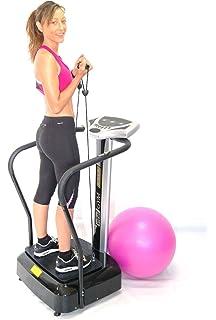 FYTTER - Plataforma Vibratoria Trium Gym II: Amazon.es: Deportes y ...