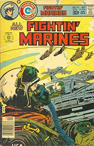 131 Marine (Fightin' Marines #131 FN ; Charlton comic)