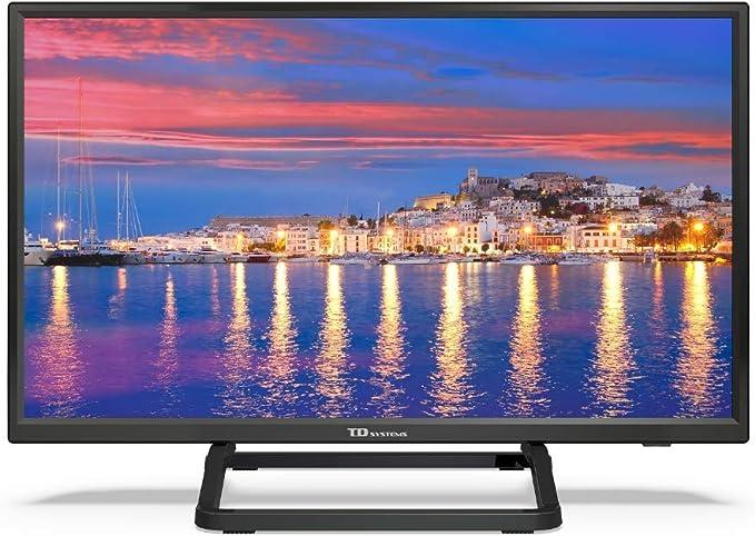 Televisor Led 24 Pulgadas HD, TD Systems K24DLX9H. Resolución 1366 ...