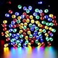 HDS-TEK Decorative Solar Powered Christmas Lights 200 LED String Light for Garden, Lawn, Patio, Xmas Tree, Wedding, Party, Outside, Holiday, Indoor, Outdoor Decorations