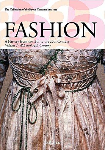 Fashion History, 2 Bde - TASCHEN 25 Jubiläumsausgabe