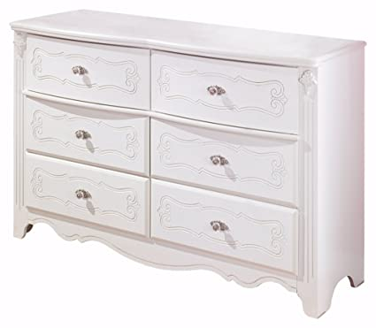 Delicieux Ashley Furniture Signature Design   Exquisite Dresser   6 Embossed Drawers    Kids Room   French