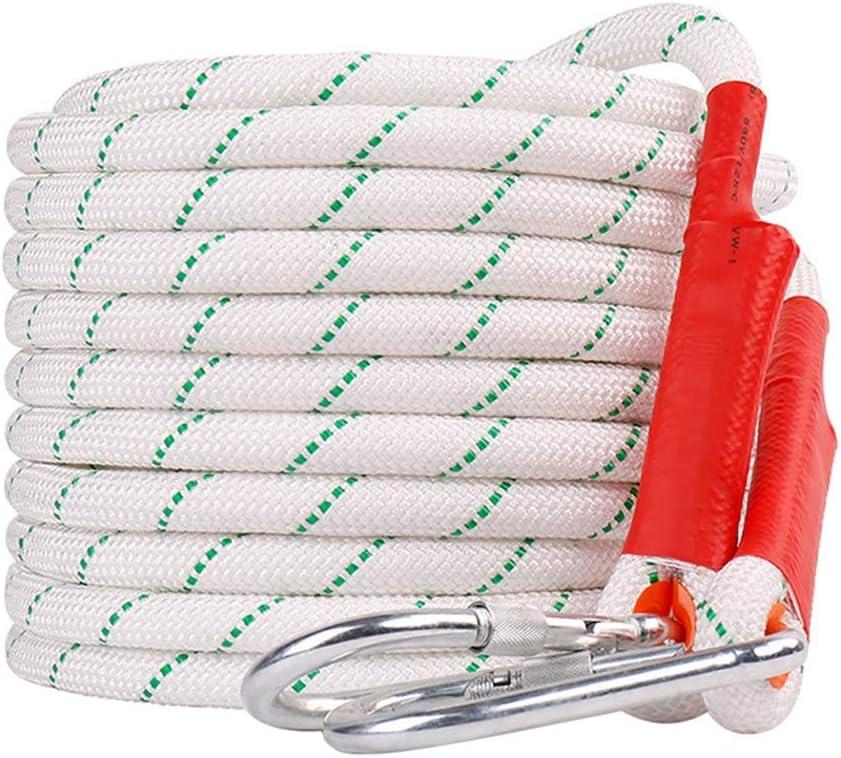 LYM-Rope Cuerda Escalada, 40,50, 60 Metros Longitud 20 Mm ...