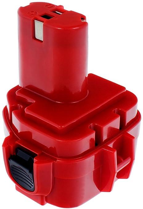 2 opinioni per MTEC Batteria 2,0Ah 24Wh 12V per Makita 1050D 4013D 4191D 4331D 5093D 6211D