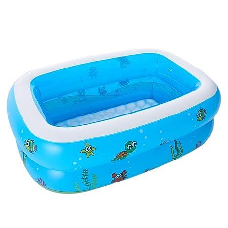 SO-buts - Centro de natación Familiar, Hinchable, Piscina con Kit de reparación