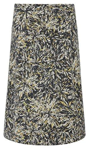 Royal Robbins Women's Essential Floret Skirt, Jet Black, Medium