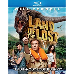 Land of the Lost [Blu-ray] (2009)