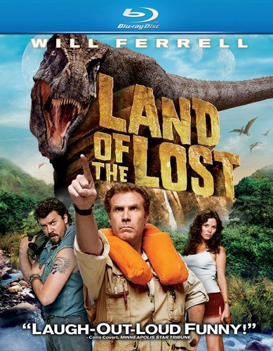 Blu-ray : Land Of The Lost (Dolby, AC-3, , Dubbed, Digital Theater System)