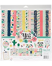 Echo Park Paper Company Just Be You Collection Kit