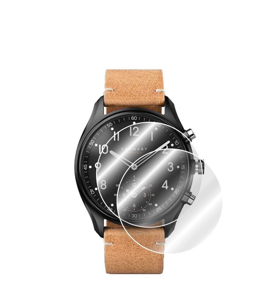 IPG para Kronaby Sekel - Apex Smartwatch (43 mm) Protector de ...