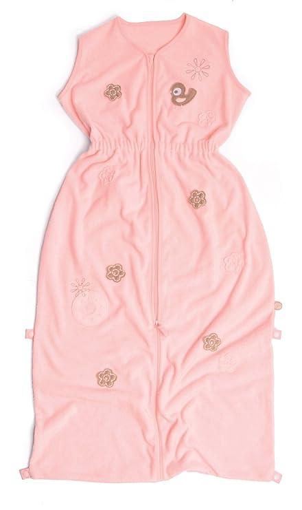 Baby Boum – Saco de dormir de Wendy variación Padres rosa chicle Talla:9 meses
