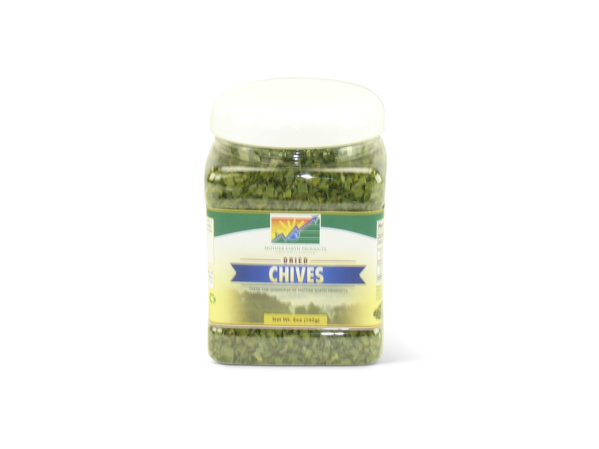 Mother Earth Products Dried Chives, Quart Jar by Mother Earth Products (Image #1)